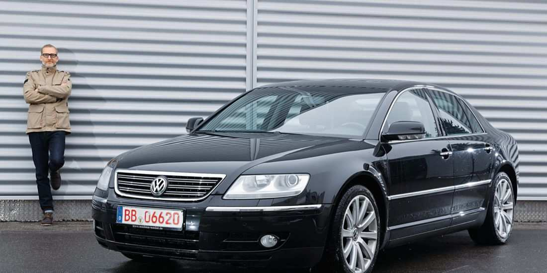 27 All New 2020 VW Phaeton New Model And Performance