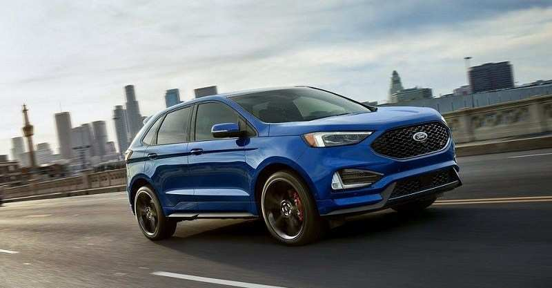 27 All New Ford Edge 2020 Wallpaper