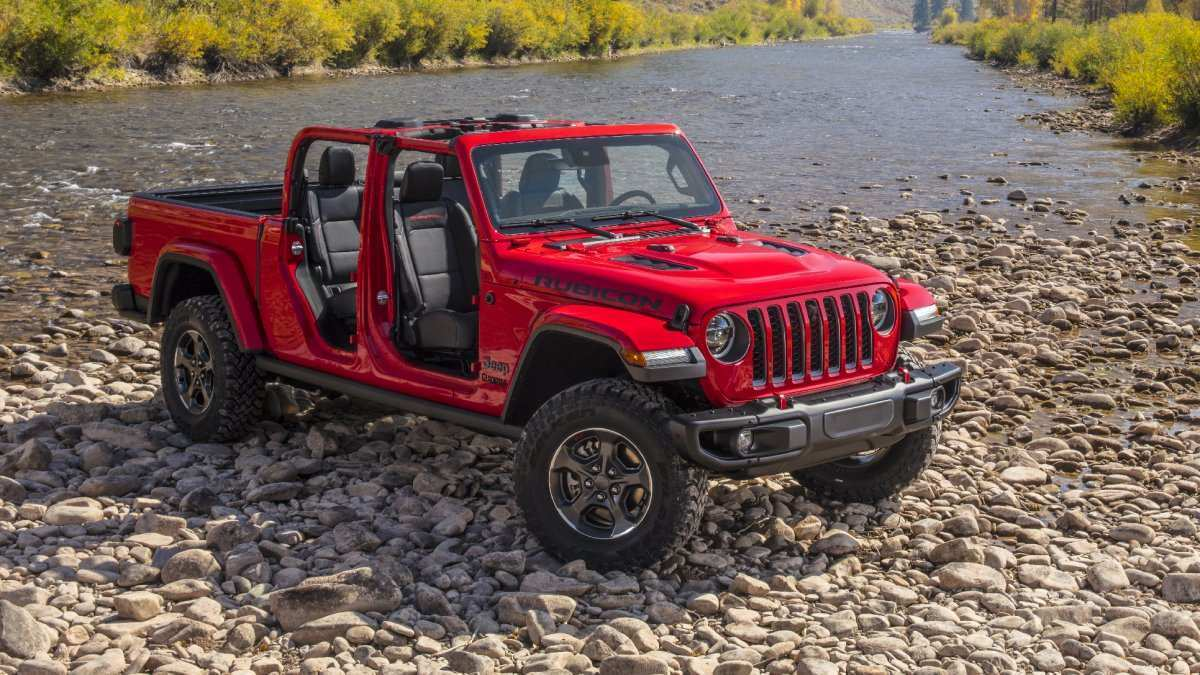27 All New Jeep Vehicles 2020 Ratings