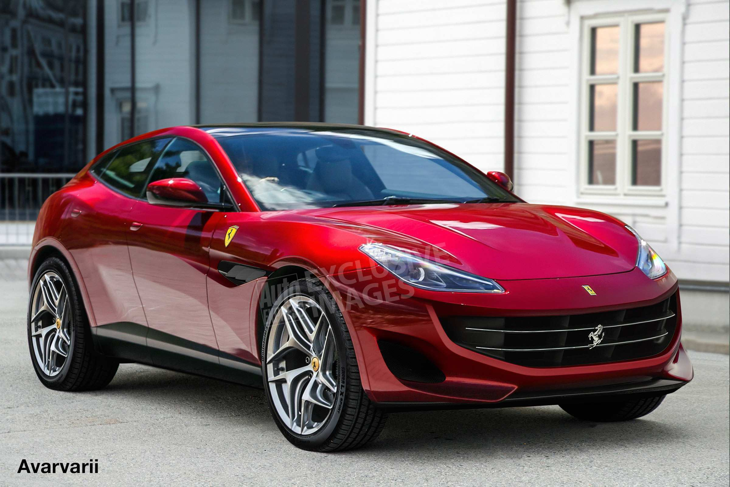 27 All New New Ferrari 2020 Price