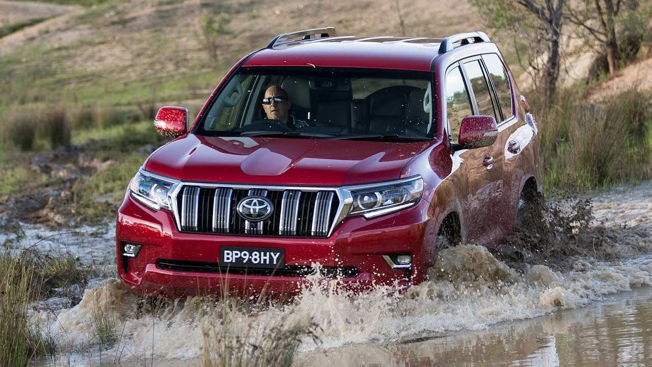 27 All New Toyota Prado 2019 Australia Overview