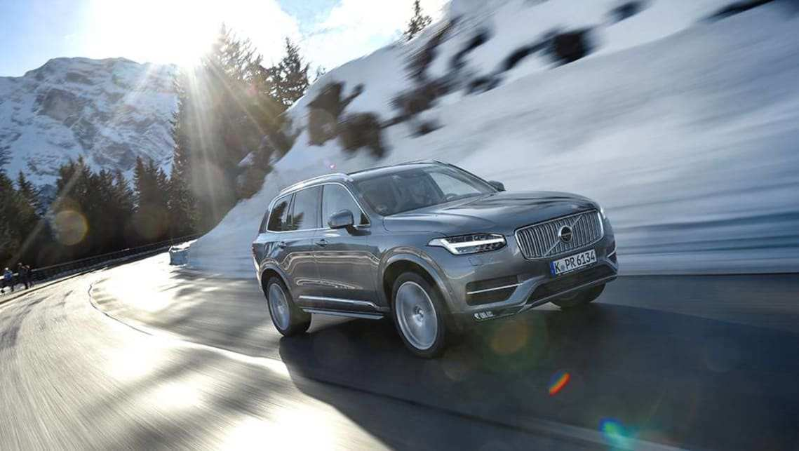 27 All New Volvo Injury Proof Car 2020 Wallpaper