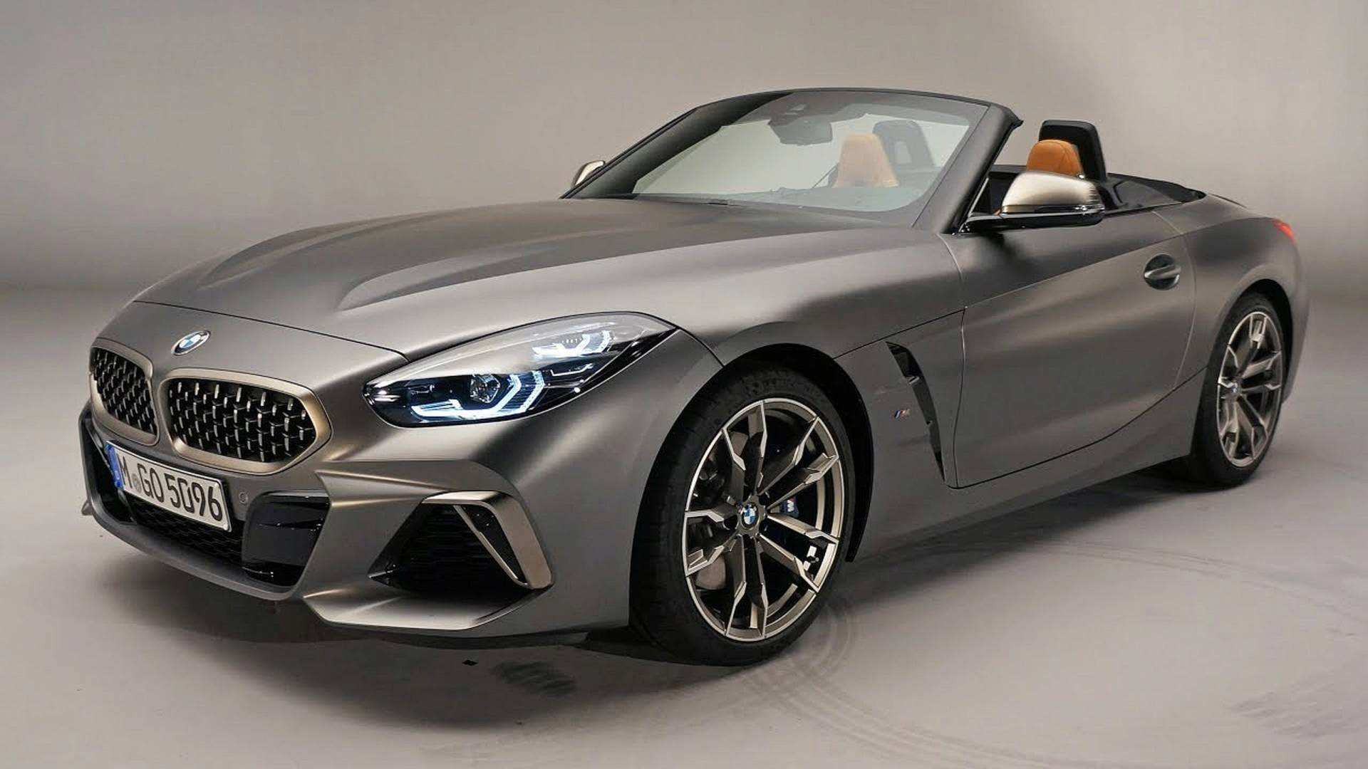27 Best 2019 BMW Z4 Roadster Spy Shoot