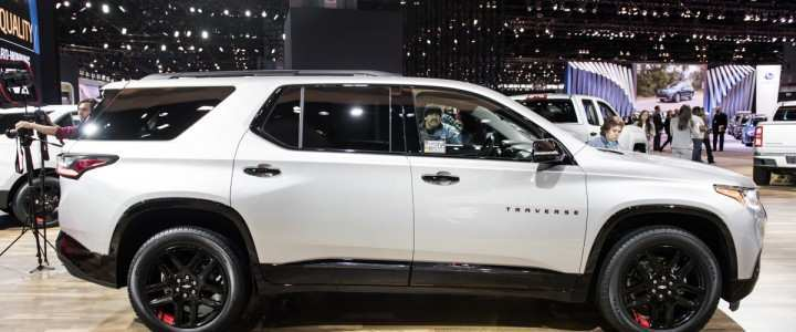 27 Best 2019 Chevy Traverse Release Date And Concept