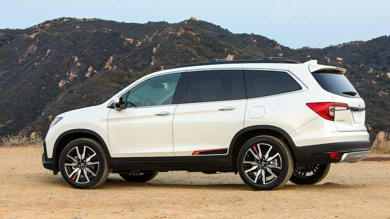 27 Best 2019 Honda Pilot Spy First Drive