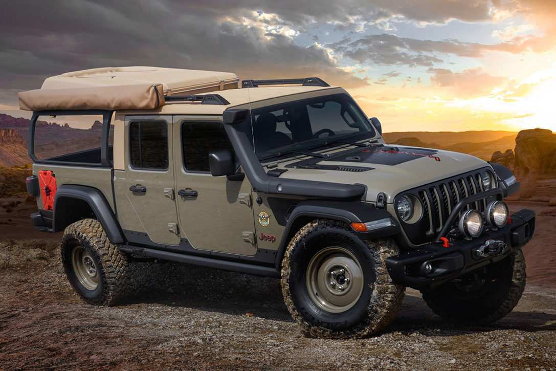 27 Best 2019 Jeep Gladiator Spesification