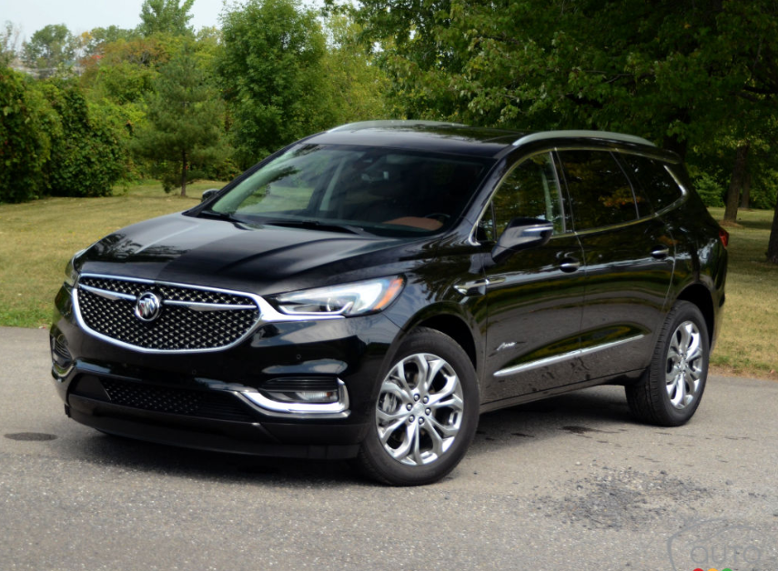 27 Best 2020 Buick Enclave Specs Spesification
