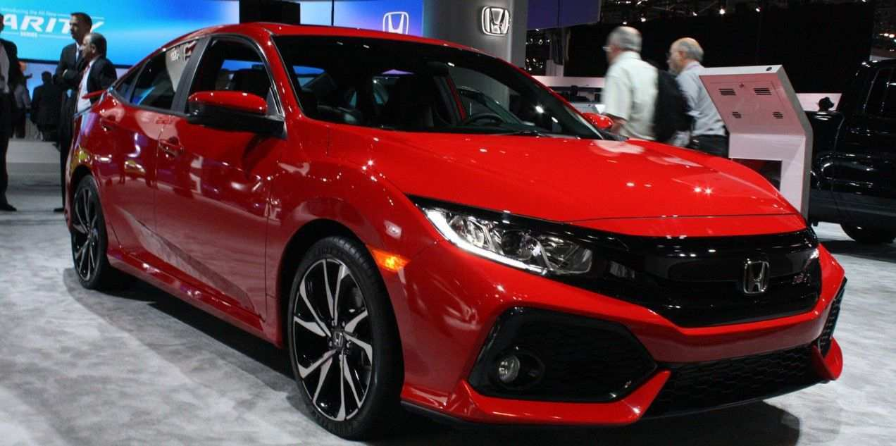27 Best 2020 Honda Civic Si First Drive