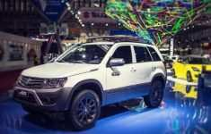 27 Best 2020 Suzuki Grand Vitara Preview Price And Review