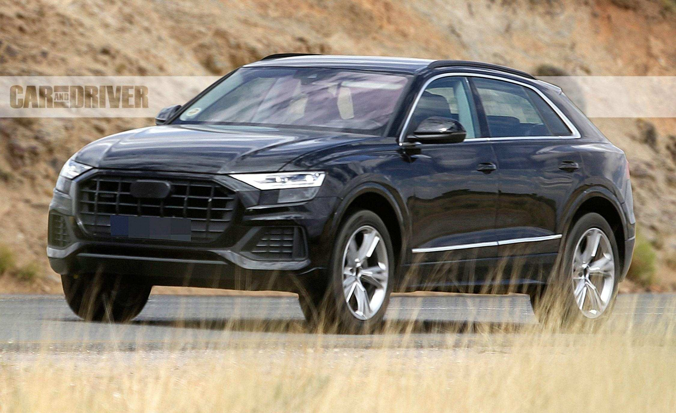 27 New 2019 Audi Q8Quotes Reviews