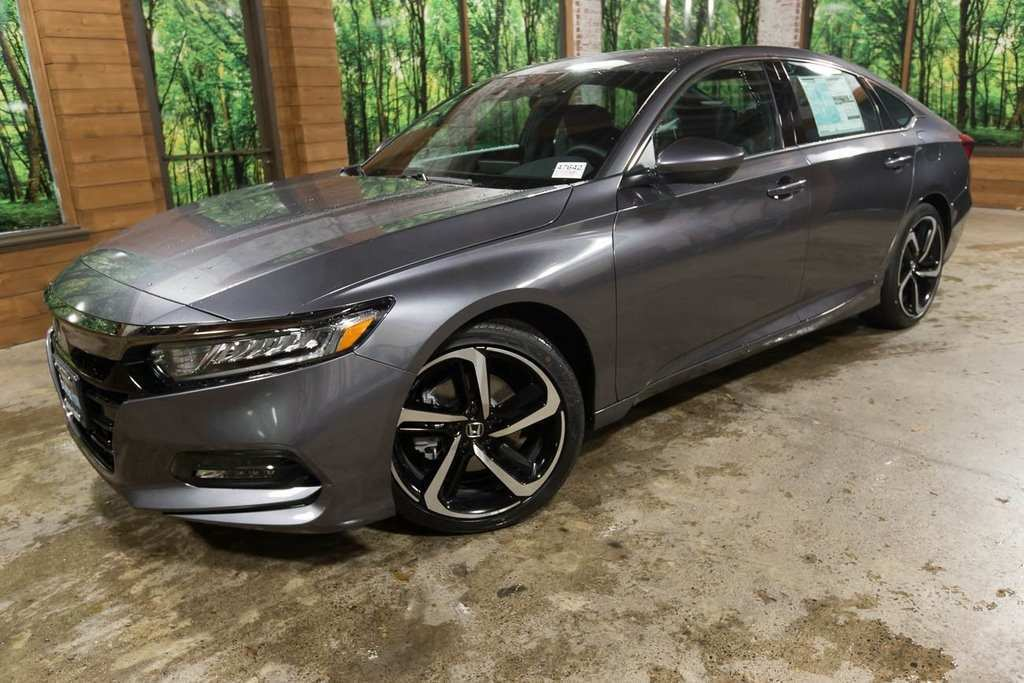 27 New 2019 Honda Accord Sport Rumors