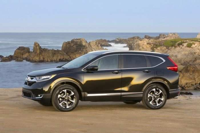 27 New 2019 Honda CRV New Concept