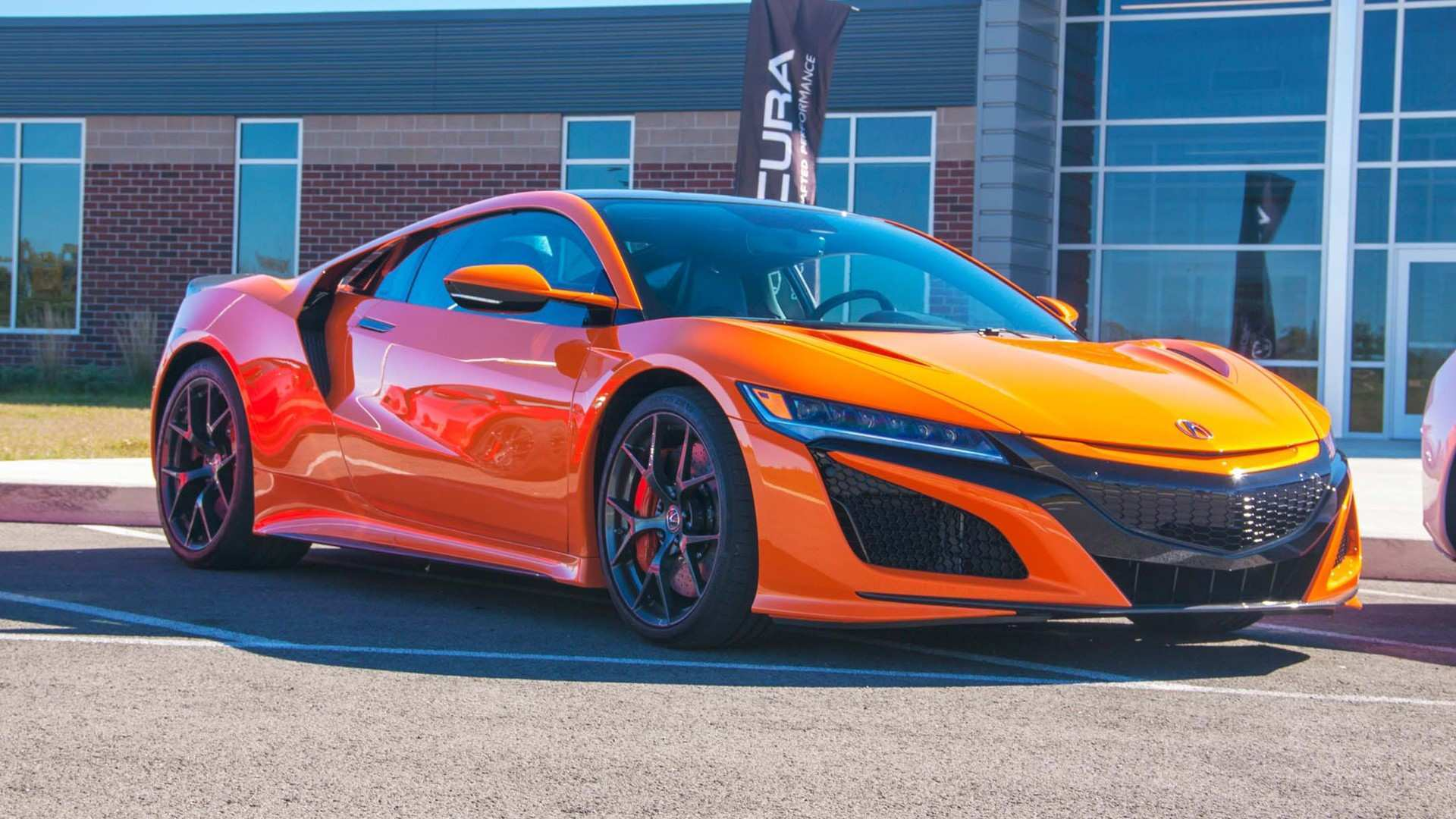 27 New 2019 Honda Nsx Redesign And Concept