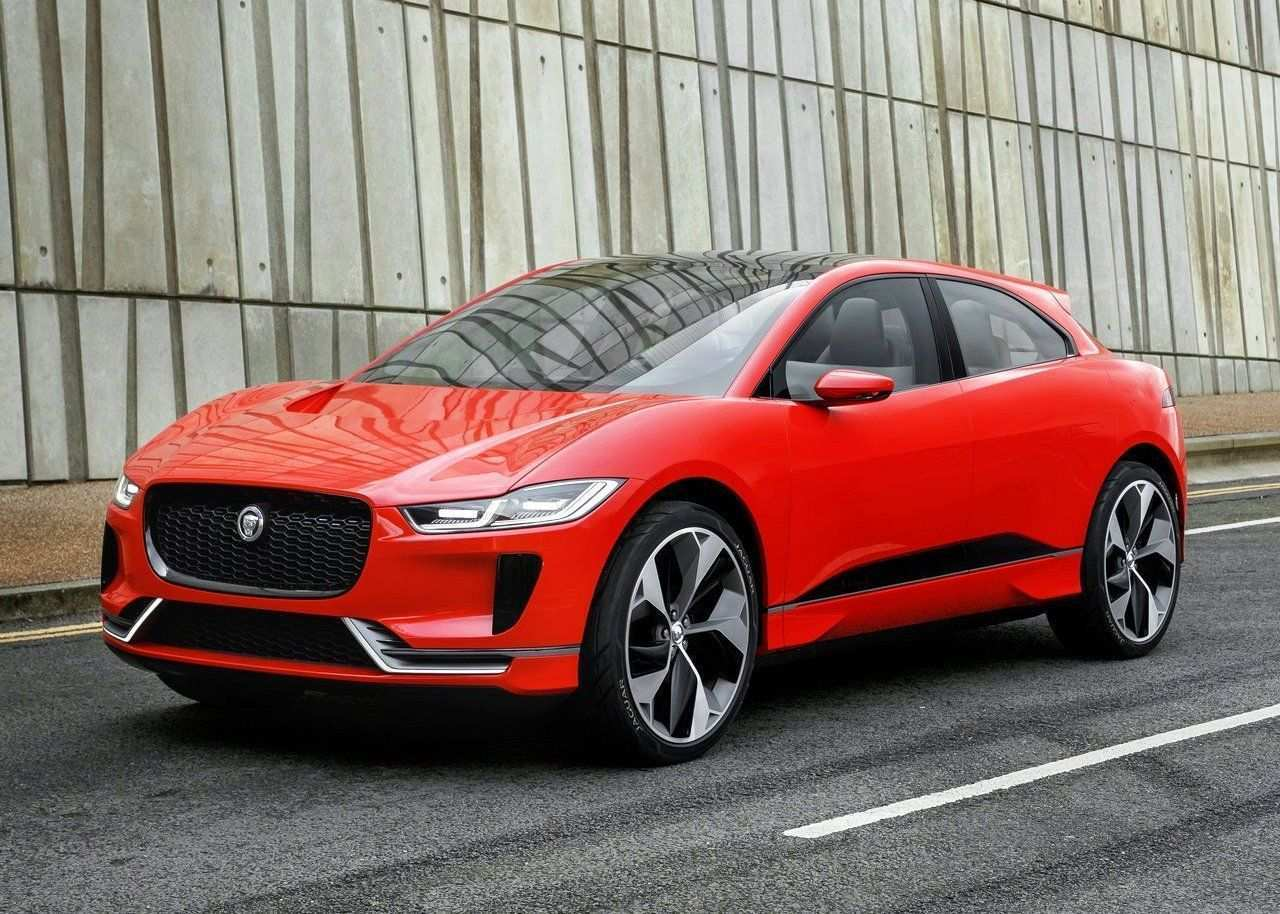 27 New 2019 Jaguar I Pace Release Date Overview