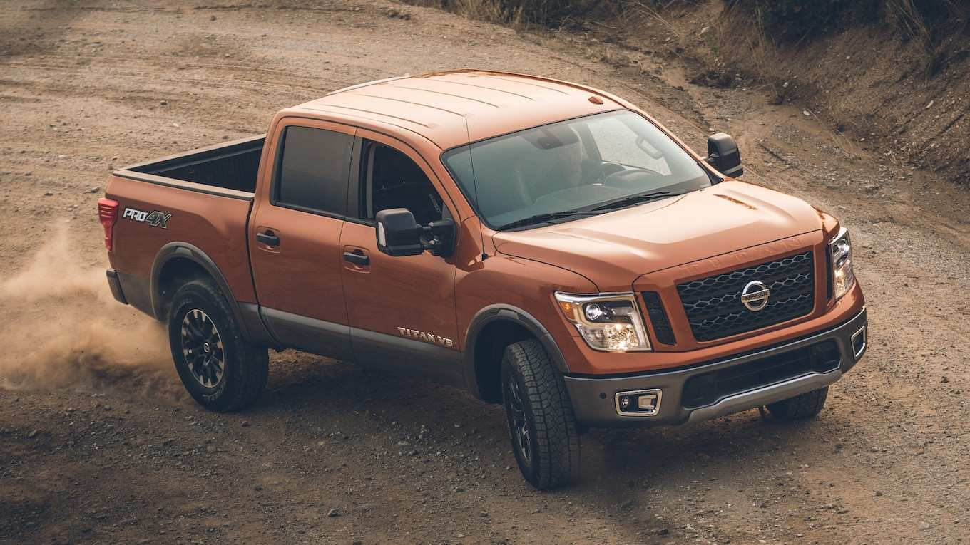 27 New 2019 Nissan Titan Interior 2 Spesification