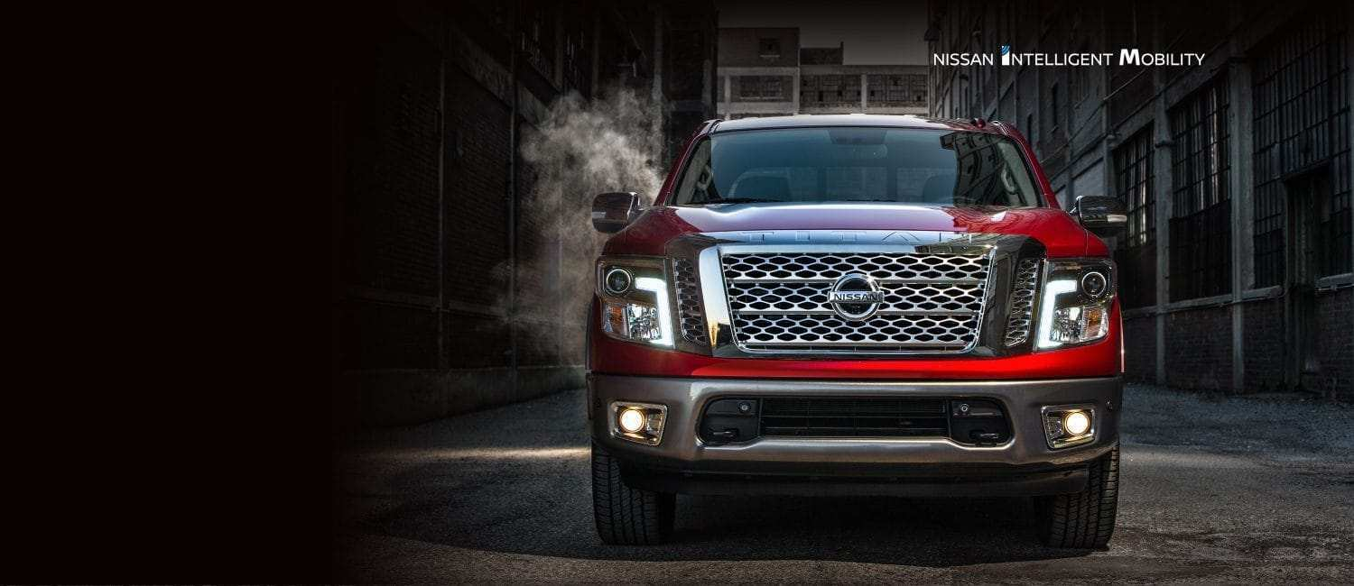 27 New 2019 Nissan Titan Interior Review And Release Date