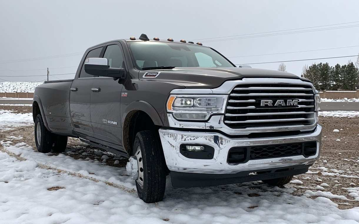 27 New 2019 Ram 3500 Diesel New Concept