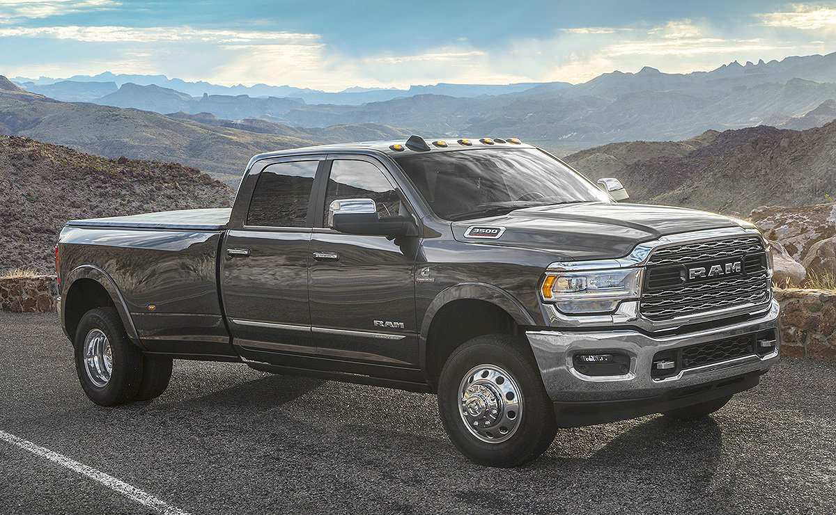 27 New 2019 Ram 3500 Spy Shoot