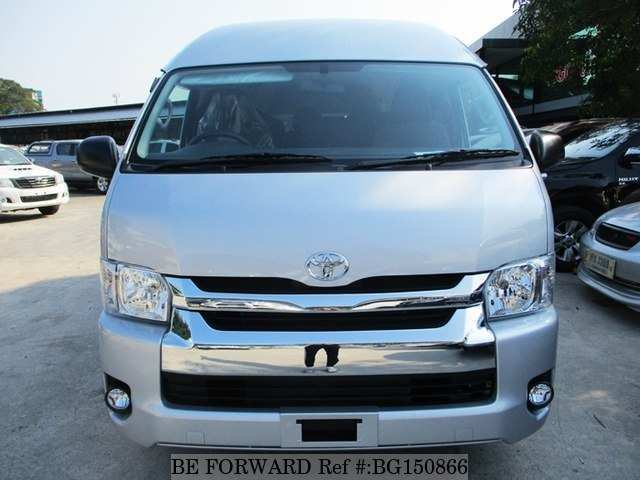 27 New 2019 Toyota Hiace First Drive