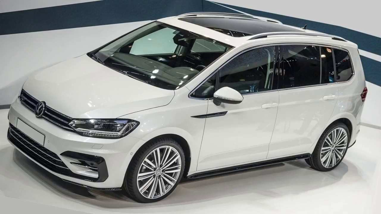 27 New 2019 VW Sharan Price