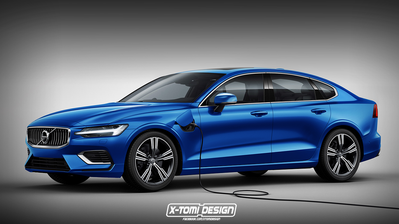 27 New 2019 Volvo S60 Polestar Performance