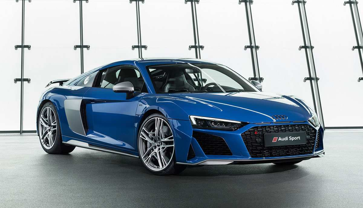 27 New 2020 Audi R8 E Tron Spesification