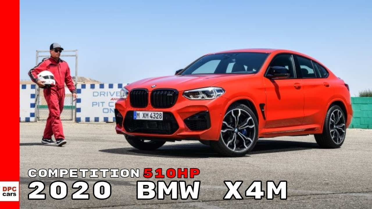 27 New 2020 BMW X4 Release Date And Concept