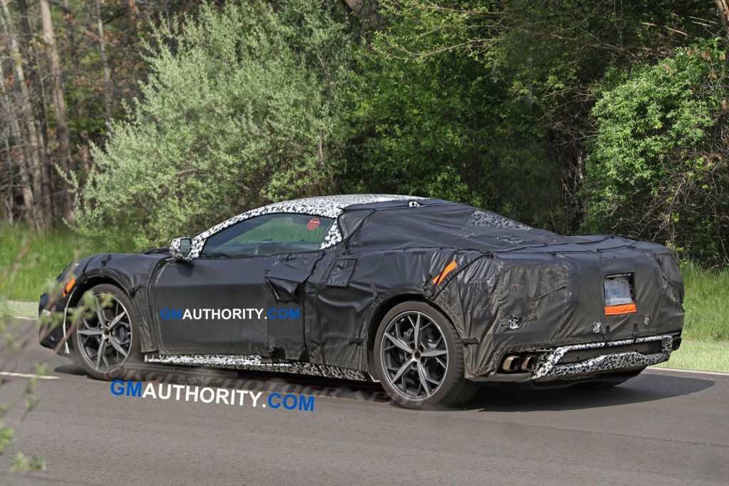27 New 2020 Chevrolet Corvette Video First Drive