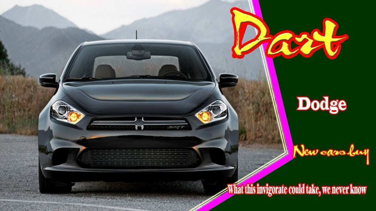 27 New 2020 Dodge Dart Redesign And Review