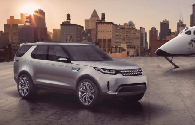27 New 2020 Land Rover Discovery Sport Images