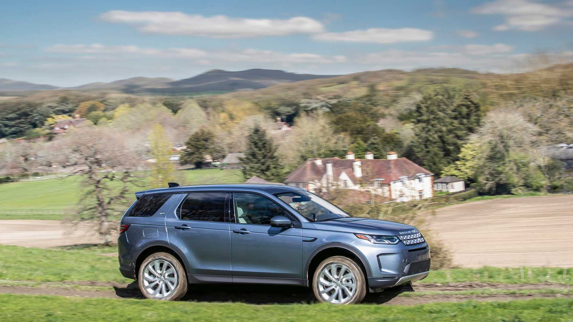 27 New 2020 Land Rover Discovery Sport Redesign