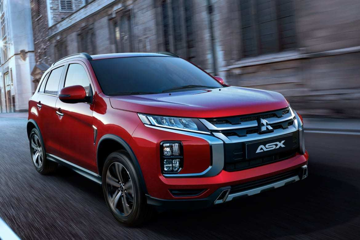 27 New 2020 Mitsubishi Outlander Price Design And Review