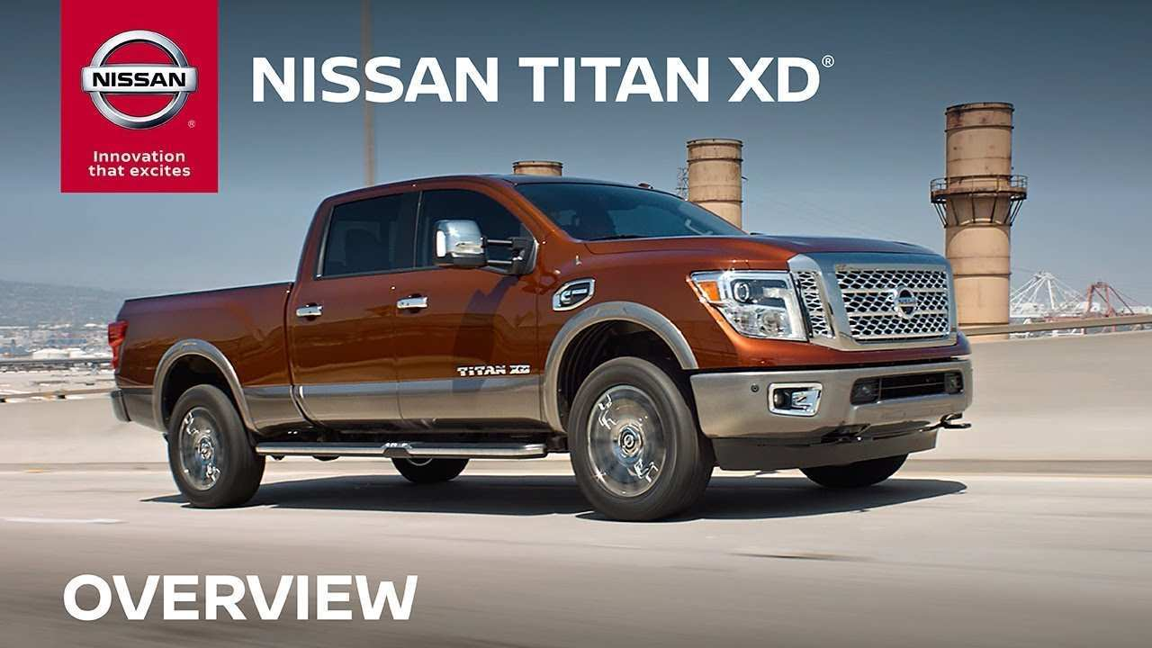 27 New 2020 Nissan Titan Xd Images