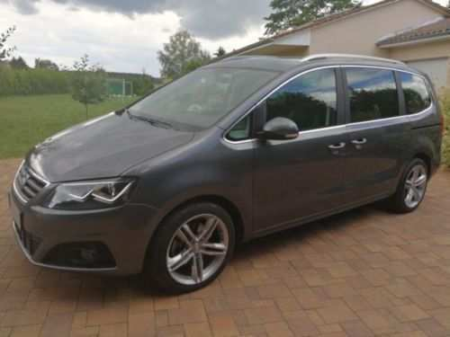 27 New 2020 Seat Alhambra Price Design And Review