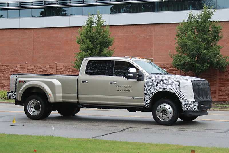 27 New 2020 Spy Shots Ford F350 Diesel Price Design And Review