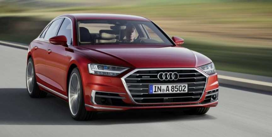 27 New Audi A8 2020 Images