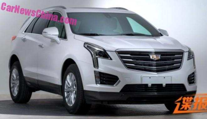 27 New Spy Shots Cadillac Xt5 Overview