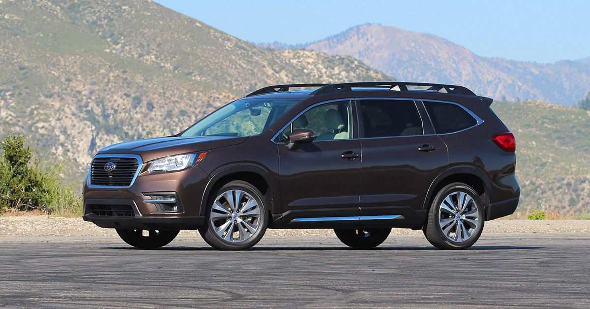 27 New Subaru Ascent 2019 Vs 2020 Style
