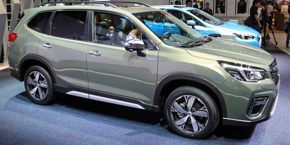 27 New Subaru Forester 2019 Hybrid Overview