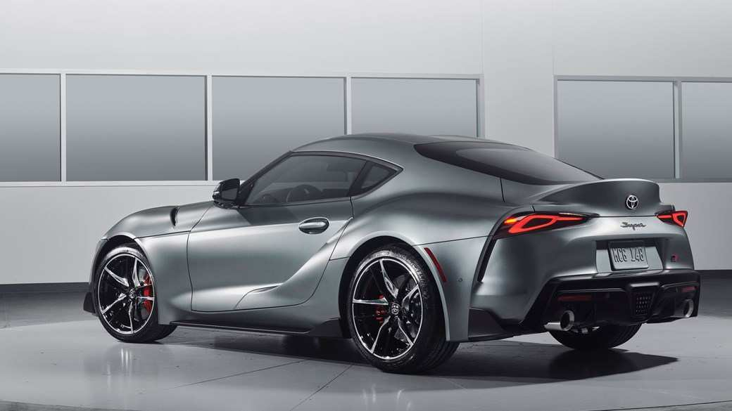 27 New Toyota Supra 2019 Pictures