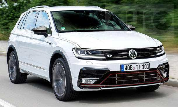 27 New Volkswagen Tiguan Facelift 2020 Configurations