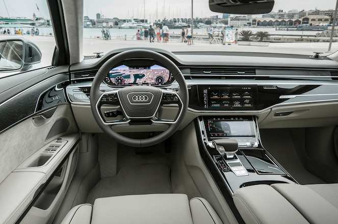 27 The 2019 Audi A8 Price