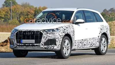 27 The 2019 Audi Q7 Spy Shoot
