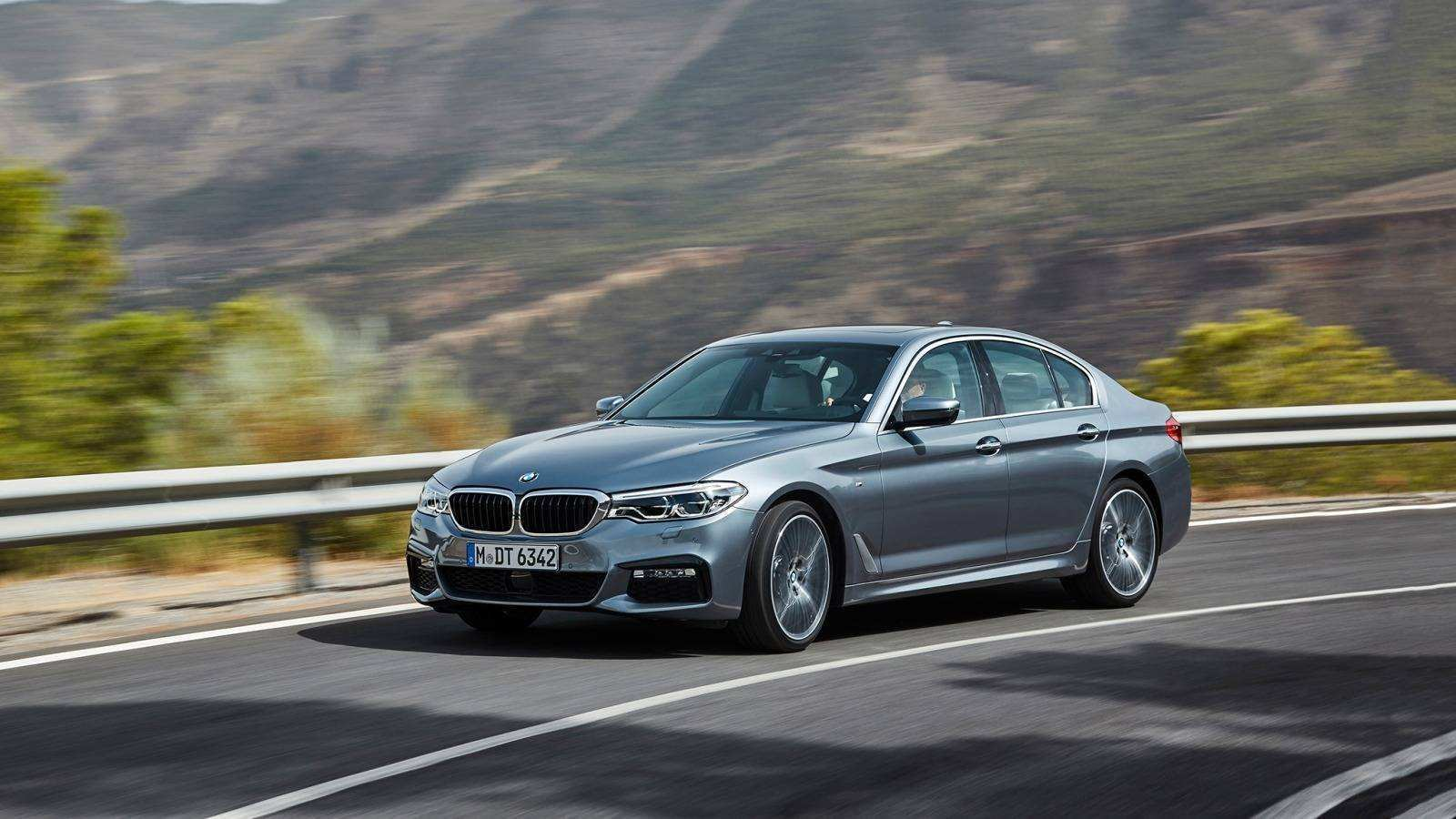 27 The 2019 BMW 550I Redesign And Review