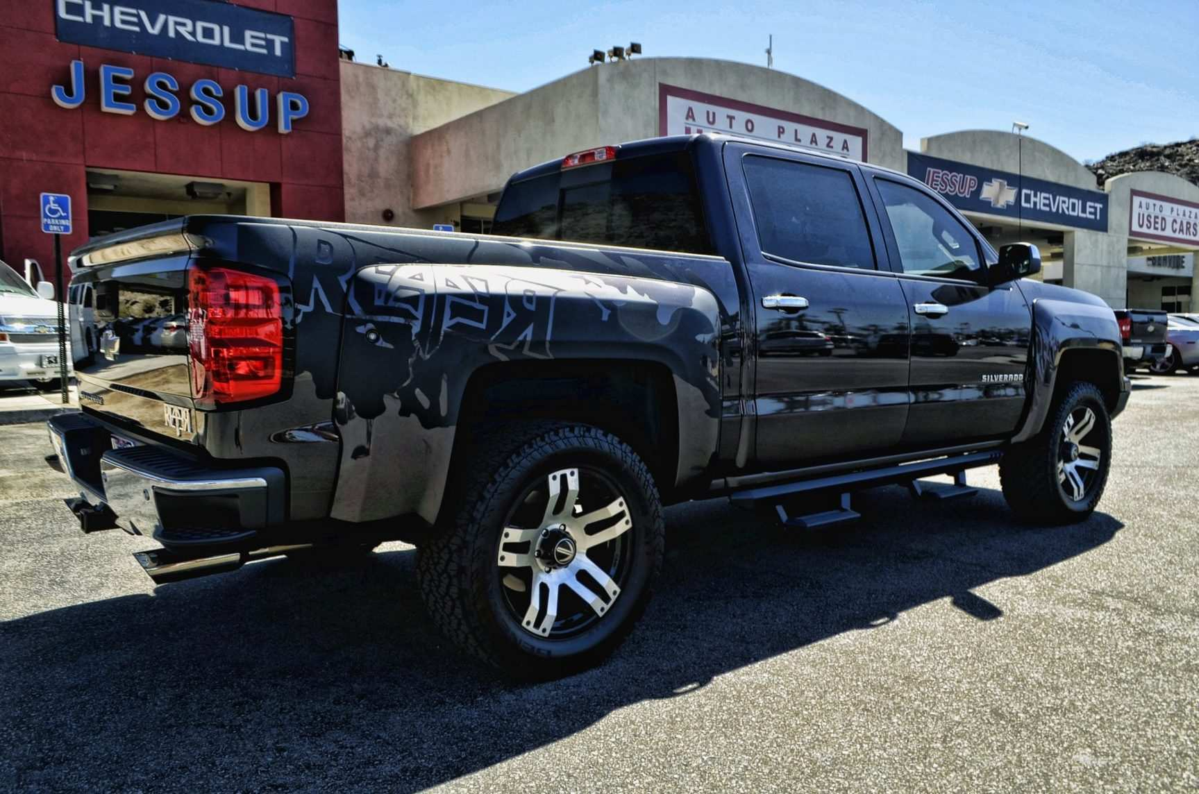 27 The 2019 Chevy Reaper Model