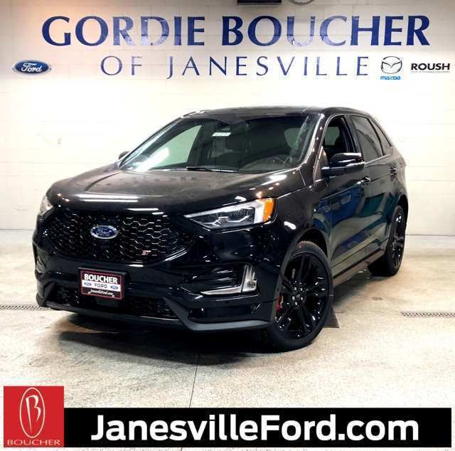 27 The 2019 Ford Edge Sport Configurations