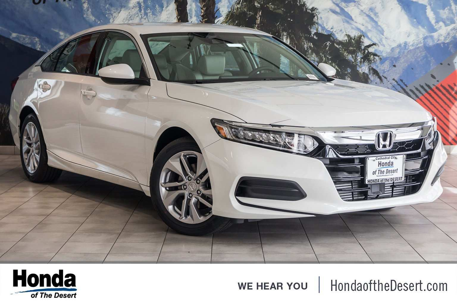 27 The 2019 Honda Accord Sedan Exterior