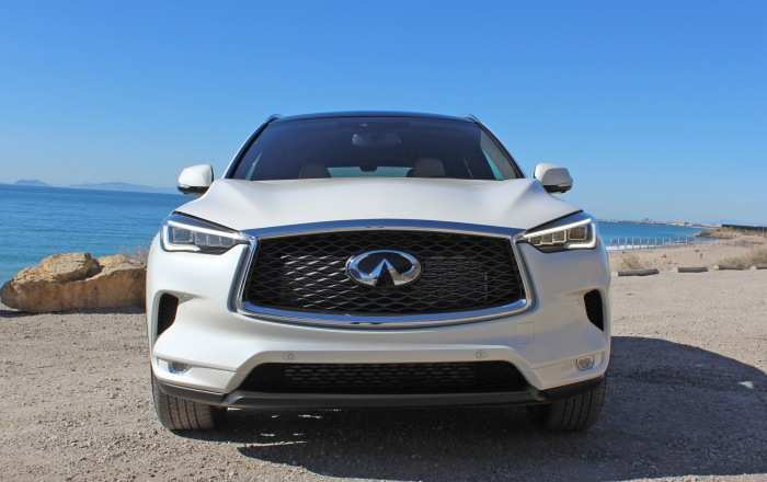 27 The 2019 Infiniti Qx50 First Drive Pictures
