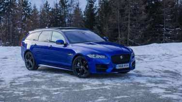 27 The 2019 Jaguar Station Wagon Exterior