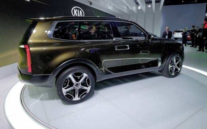 27 The 2019 Kia Mohave New Concept
